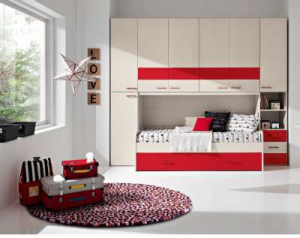 Bedroom Boy Model 225 Made In Italy New Available Su Ordinazione
