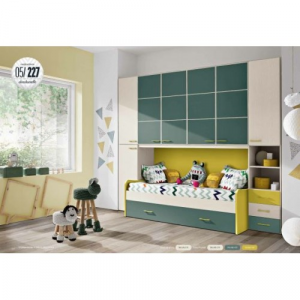 Bedroom Boy Model 227 Made In Italy New Available Su Ordinazione