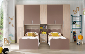 Bedroom Boy Model 002 Made In Italy New Available Su Ordinazione
