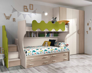 Bedroom Boy Model 233 Made In Italy New Available Su Ordinazione