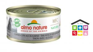 Almo Nature HFC Natural Tonno con Acciughine 0,70g