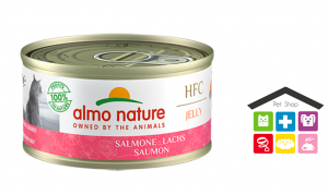 Almo Nature HFC Natural salmone 0,70g