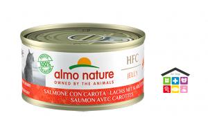 Almo Nature HFC Jelly Salmone con Carota 0,70g