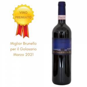 Brunello di Montalcino 2016 - Agostina Pieri