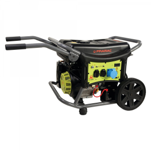 GENERATORE 'WX 6200 ES' 5800 watt (420 cc)