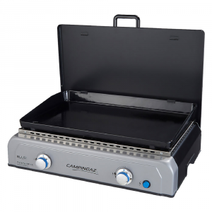 BARBECUE A GAS 'PLANCHA BLUE FLAME LX' kw 6   PZ 1