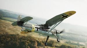 Henschel Hs126 B-1