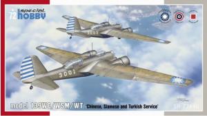 Martin B-10 Model 139WC/WSM/WT