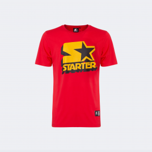 T-SHIRT STARTER ® basica con stampa pop
