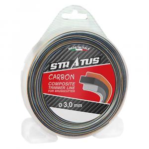 FILO PROFESSIONALE 'STRATUS' tondo elicoidale mm 4,0 mt 9   RT 1