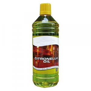 OLIO LAMPANTE ALLA CITRONELLA Lt. 1   PZ 12