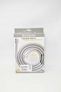 Flexible Brass Double Aggraffatura Bossini From 150 Cm New