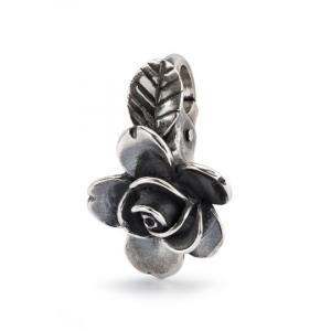 Trollbeads beads , Pendente Rosa