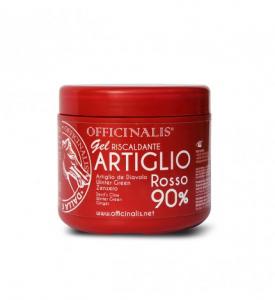 Artiglio Rosso 90% Gel Riscaldante 500 ml
