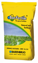 Concime BARENBRUG NPK 16-5-8 Mg, Fe e S saccone 20Kg