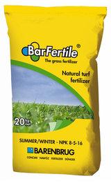 Concime BARENBRUG NPK 8-5-16 Mg, Fe e S saccone 20Kg