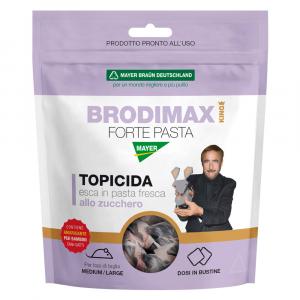 ESCA TOPICIDA 'BRODIMAX FORTE PASTA' gr. 150