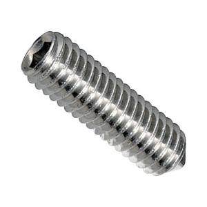 VITI GRANI SENZA TESTA INOX A2 M4 x 10 mm     PZ   500