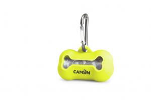 Porta sacchetti Bags dispenser in silicone Camon diversi colori
