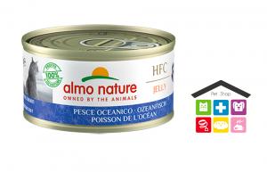 Almo nature HFC Jelly Pesce Oceanico 0,70g