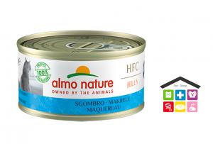 Almo Natura HFC Jelly Sgombro 0,70g