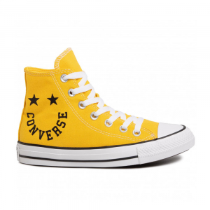 Converse Chuck Taylor All Star Smile Gialle Unisex
