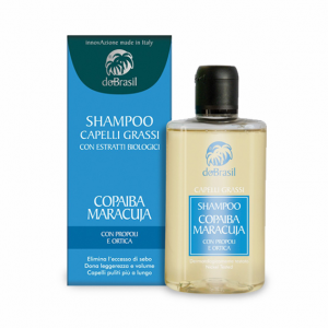 DoBrasil, Shampoo capelli grassi maracuja e copaiba