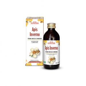 Sciroppo Apis Inverno, PropoliI, Altea, Tea Tree Oil, Echinacea, Eucalipto 150ml