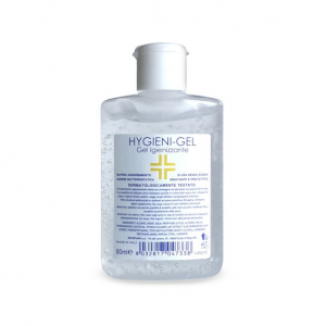 GEL IGIENIZZANTE MANI  80 ml - Hygieni Gel