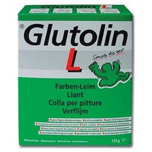 GLUTOLIN L COLLA PER PITTURE