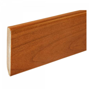 Battiscopa in Legno Ayous Liscio Ciliegio - DIMENSIONI: 10X1cm - Altezza: 2,40mt