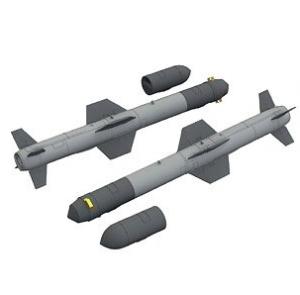 AGM-84D Harpoon