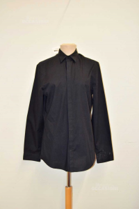 Shirt Man H&M Black Size.m