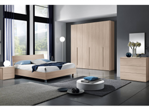 Room Double Complete Model Luisa New Available Color Olmo And White -