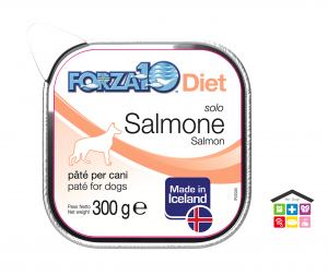 Forza 10 Diet Cane Umido  Solo Diet Salmone 0,300g