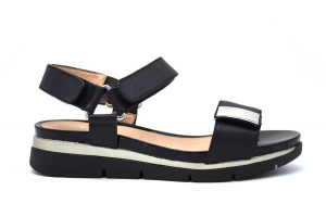 Elody 9 sandalo in nappa