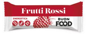 Barretta Energetica ai Frutti Rossi
