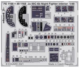 Ju88C-6b Night Fighter