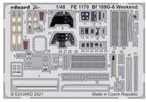 Me-109G-6 Weekend
