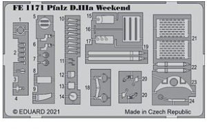 Pfalz D.IIIa Weekend