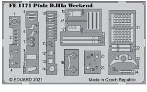 Pfalz D.IIIa Weekend