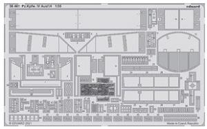 Pz.Kpfw.IV Ausf.H (for Mini Art)