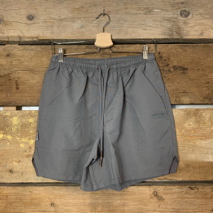 Pantaloncini Puma MMQ Earthbreak Shorts Castelrock Grigio