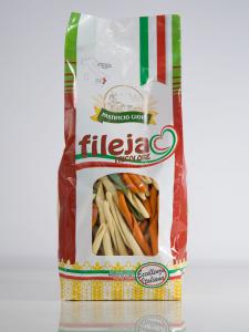 Fileja Tricolore (500 gr)