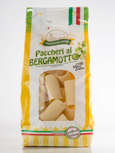Paccheri al Bergamotto (500gr)