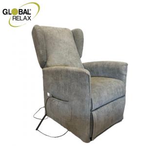POCKET BERGER - Poltrona relax elettrica alzapersona firmata Global Relax