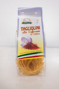 Tagliolini allo Zafferano( 250gr)