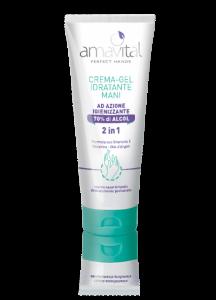 Amavital Crema gel \u2013 Idratante mani ad azione igienizzante