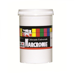 PASTE COLORANTI MARCROMIE
