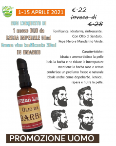 Olio da Barba l'Imperiale 50 ml